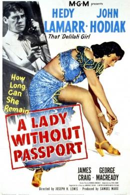 Девушка без паспорта