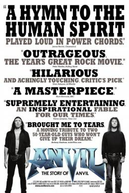 Anvil: История рок-группы