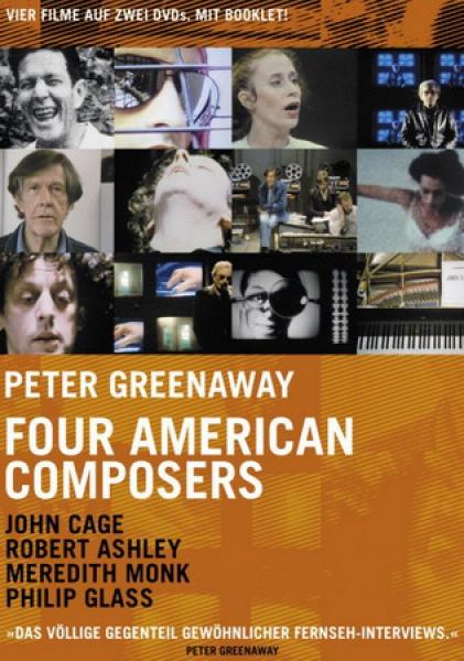 4 американских композитора - википедия