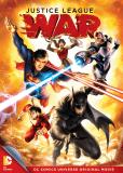 Лига справедливости: Война