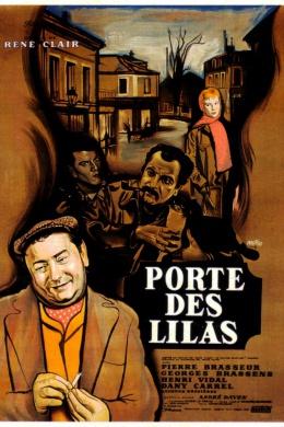 Порт де Лила: На окраине Парижа