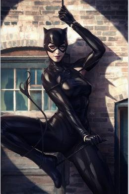 Селина Кайл / Женщина-кошка