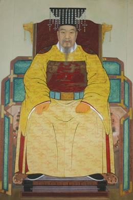 Тхэджо (ван Корё)