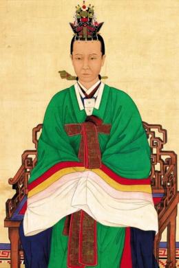 Королева Син Чжон