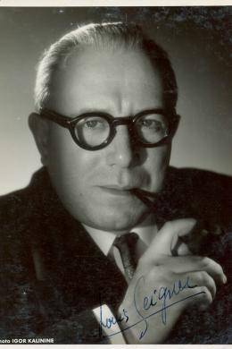 Луи Сенье