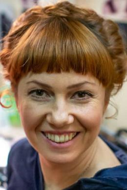 Регина Щукина