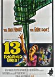 13 напуганных девочек