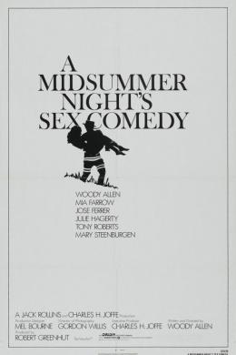 Сексуальная комедия в летнюю ночь