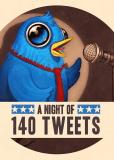 Ночь 140 твитов: Знаменитости твитят до упаду для Гаити