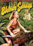 Блондинка - дикарка