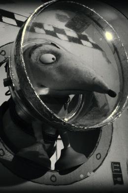 Капитан Спарки против летающих тарелок