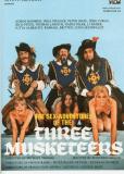 Сексуальные приключения трех мушкетеров