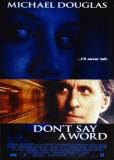 Не говори ни слова