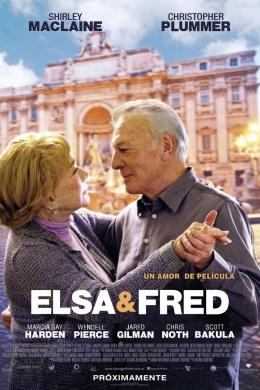Эльза и Фред