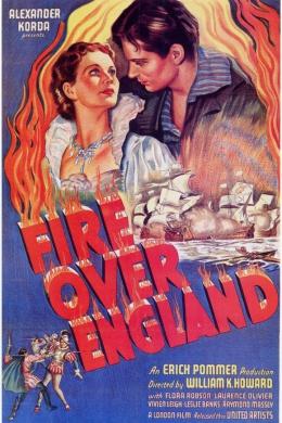 Пламя над островом