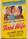 Уволенная жена