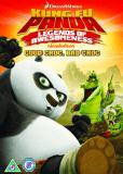 Кунг-фу Панда: Удивительные легенды (сериал)