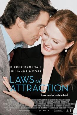 Законы привлекательности