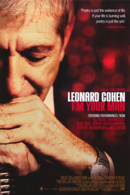 Леонард Коэн: Я твой мужчина