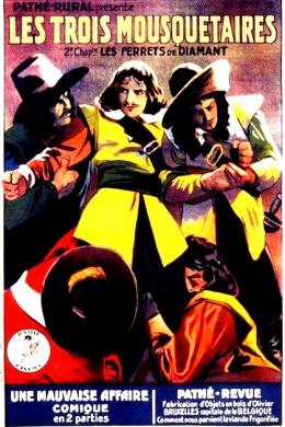 Три мушкетера (сериал)