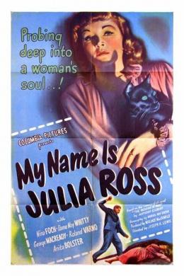 Меня зовут Джулия Росс