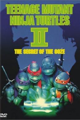 Черепашки-ниндзя 2: Секрет ядовитого контейнера