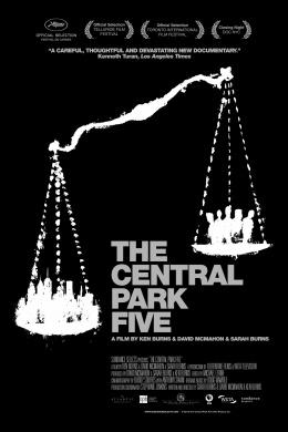 Пятеро из Центрального парка