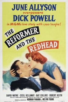 Реформатор и рыжая голова