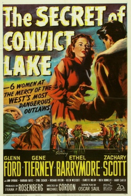 Тайна озера каторжников