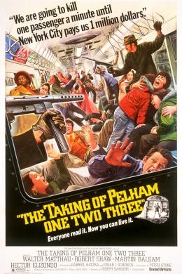 Захват поезда Пелэм 1-2-3