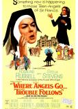 Там, где ангелы появляются, неприятности начинаются