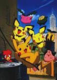 Покемон: Пикачу и Пичу
