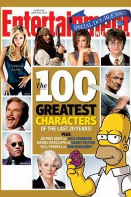 100 величайших персонажей телевидения