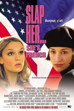 Шлёпни её, она француженка