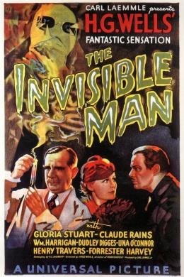 Человек невидимка