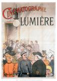 Выход рабочих с фабрики «Люмьер»