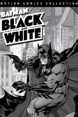 Бэтмен: Чёрное и белое (сериал)