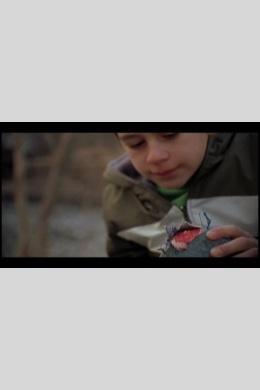 Мальчик с сердцем из конфет