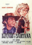 Джанго и Сартана – финал