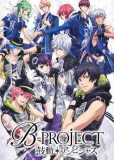 Проект-Б: Амбициозное биение (сериал)