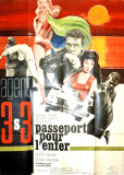 Агент 3S3: Паспорт в ад