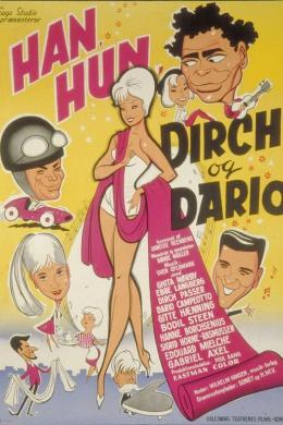 Он, она, Дирк и Дарио