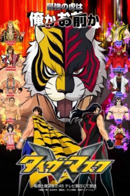 Тигровая маска W (сериал)
