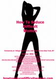 Как соблазнять труднодоступных женщин