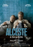 Альцест на велосипеде
