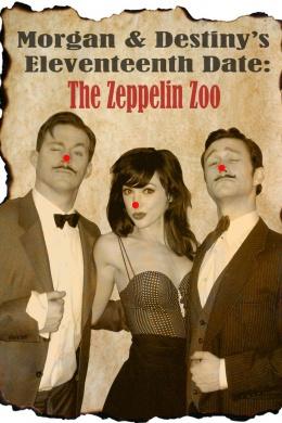 Одиннадцатое свидание Моргана и Дэстини: Зоопарк Цеппелина