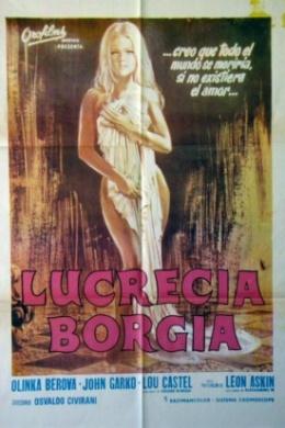 Лукреция Борджиа, любовница дьявола
