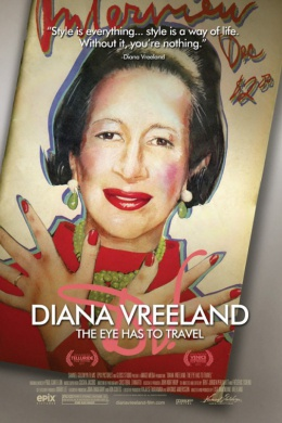 Диана Врилэнд: Глаз должен путешествовать