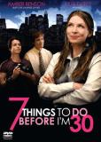 Семь вещей, которые надо успеть до тридцати