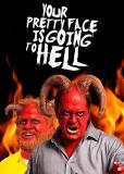 Твое милое личико отправится в ад (сериал)